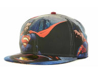 DC Comics Hero All Over Official 59FIFTY Cap Fitted Hats