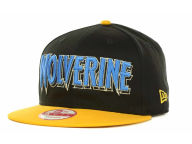 Marvel Hero Word Mark Official Snapback 9FIFTY Cap Hats