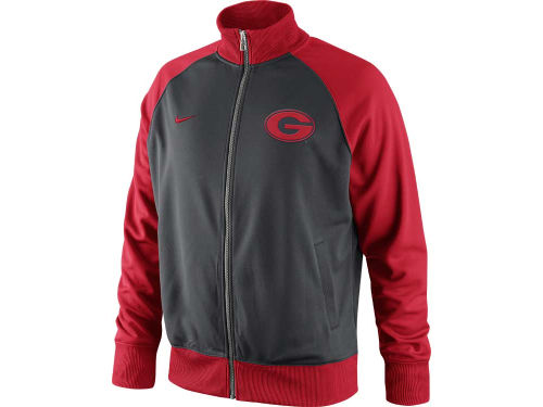 Georgia Bulldogs Nike NCAA 2012 Fashion Track Jacket