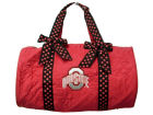 Ohio State Buckeyes Quilted Duffle Bag Luggage, Backpacks & Bags
