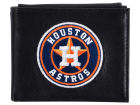 Houston Astros Rico Industries Black Bifold Wallet Checkbooks, Wallets & Money Clips