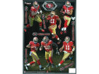 San Francisco 49ers Fatheads Tradeables Team Set-NFL Toys & Games