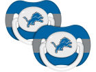 Detroit Lions Pacifier 2 pack Newborn & Infant