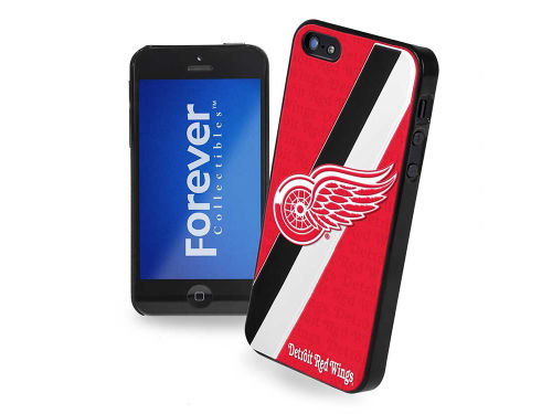 Detroit Red Wings Forever Collectibles iPhone 5 Case Hard Logo