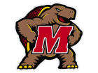 Maryland Terrapins Wincraft Die Cut Color Decal 8in X 8in Bumper Stickers & Decals