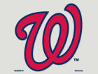 Washington Nationals Wincraft Die Cut Color Decal 8in X 8in Bumper Stickers & Decals