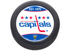 Washington Capitals Wincraft Domed Team Puck Collectibles