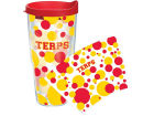 Maryland Terrapins Tervis Tumbler 24oz. Polka Dot Tumbler With Lid BBQ & Grilling