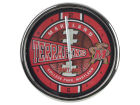 Maryland Terrapins Chrome Clock Bed & Bath