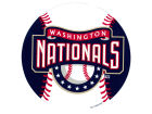 Washington Nationals 8in Car Magnet Auto Accessories