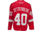 Detroit Red Wings Henrik Zetterberg Reebok NHL Premier Player Jersey Jerseys