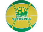 Seattle SuperSonics Primary Logo Ball Size 3 Unboxed Toys & Games