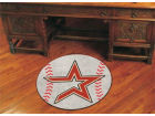 Houston Astros Baseball Mat Home Office & School Supplies