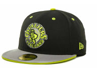 New Era NBA Hardwood Classics Deez Neon 59FIFTY Cap Fitted Hats