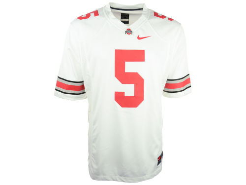 Ohio State Buckeyes #5 Nike NCAA Replica Football Game Jersey