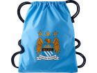 Manchester City Nike Nike Soccer Gymsack Luggage, Backpacks & Bags