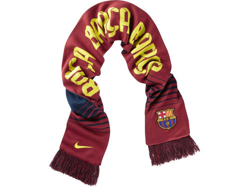 FC Barcelona Nike Supporters Scarf