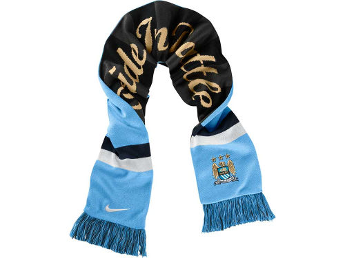 Manchester City Nike Supporters Scarf