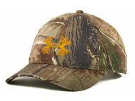 Under Armour Camo Antler Adjustable Cap Hats