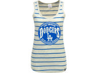 5th and Ocean MLB Womens Striped Tri-Blend Tank Tanks
