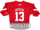 Detroit Red Wings Pavel Datsyuk Reebok NHL Toddler Replica Player Jersey Jerseys