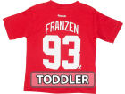 Detroit Red Wings Johan Franzen CCM Hockey NHL Toddler Player T-Shirt Infant Apparel