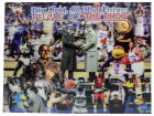 Kansas Jayhawks Pay Heed 3D Picture Collectibles