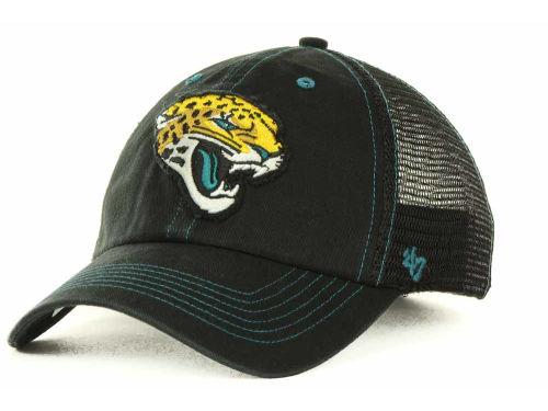 jacksonville jaguars 39 47 black 39 47 nfl flexbone cap. Black Bedroom Furniture Sets. Home Design Ideas