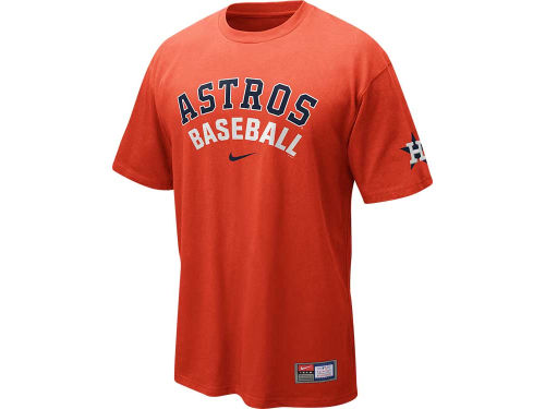 Houston Astros Nike MLB Practice II T-Shirt