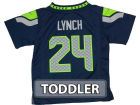 Seattle Seahawks Marshawn Lynch Outerstuff NFL Toddler Game Jersey Infant Apparel