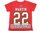 Tampa Bay Buccaneers Doug Martin Outerstuff NFL Youth Big Number T-Shirt T-Shirts