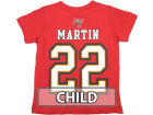 Tampa Bay Buccaneers Doug Martin Outerstuff NFL Kids Big Number T-Shirt T-Shirts