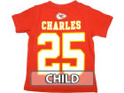 Kansas City Chiefs Jamaal Charles Outerstuff NFL Kids Big Number T-Shirt T-Shirts