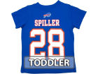 Buffalo Bills C.J. Spiller Outerstuff NFL Toddler Big Number T-Shirt T-Shirts