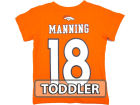 Denver Broncos Peyton Manning Outerstuff NFL Toddler Big Number T-Shirt T-Shirts