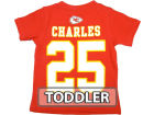 Kansas City Chiefs Jamaal Charles Outerstuff NFL Toddler Big Number T-Shirt T-Shirts