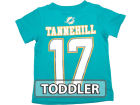 Miami Dolphins Ryan Tannehill Outerstuff NFL Toddler Big Number T-Shirt T-Shirts
