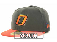 New Era NCAA Youth 2 Tone Graph/TC 59FIFTY Cap Fitted Hats