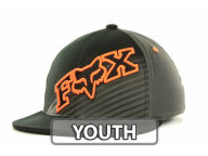 Fox Youth Counteractive Cap Stretch Fitted Hats
