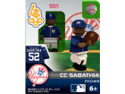 New York Yankees C.C. Sabathia OYO Figure Generation 2 Toys & Games