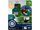 Seattle Mariners Felix Hernandez OYO Figure Generation 2 Toys & Games