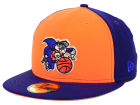 New York Knicks New Era NBA Hardwood Classics Custom Collection 59FIFTY Cap Fitted Hats