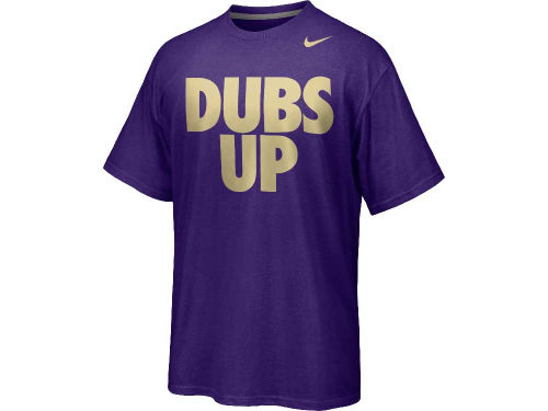 Washington Huskies Nike NCAA Basketball Campus Roar 2013 T-Shirt