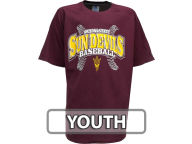 NCAA Youth Dri Power Baseball Seam T-Shirt T-Shirts