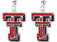 NCAA Rhinestone Earrings Jewelry