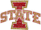 Iowa State Cyclones NCAA Rhinestone Pin Jewelry