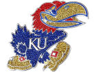 Kansas Jayhawks NCAA Rhinestone Pin Jewelry