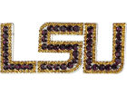 LSU Tigers NCAA Rhinestone Pin Jewelry