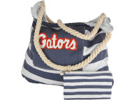 Canvas Striped Sling and Wristlet Apparel & Accessories