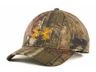 Under Armour Camo Antler Adjustable Cap-MOI Hats